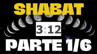 Shabat 1/6 |  As Horas Bíblicas Para o Shabat Lunar
