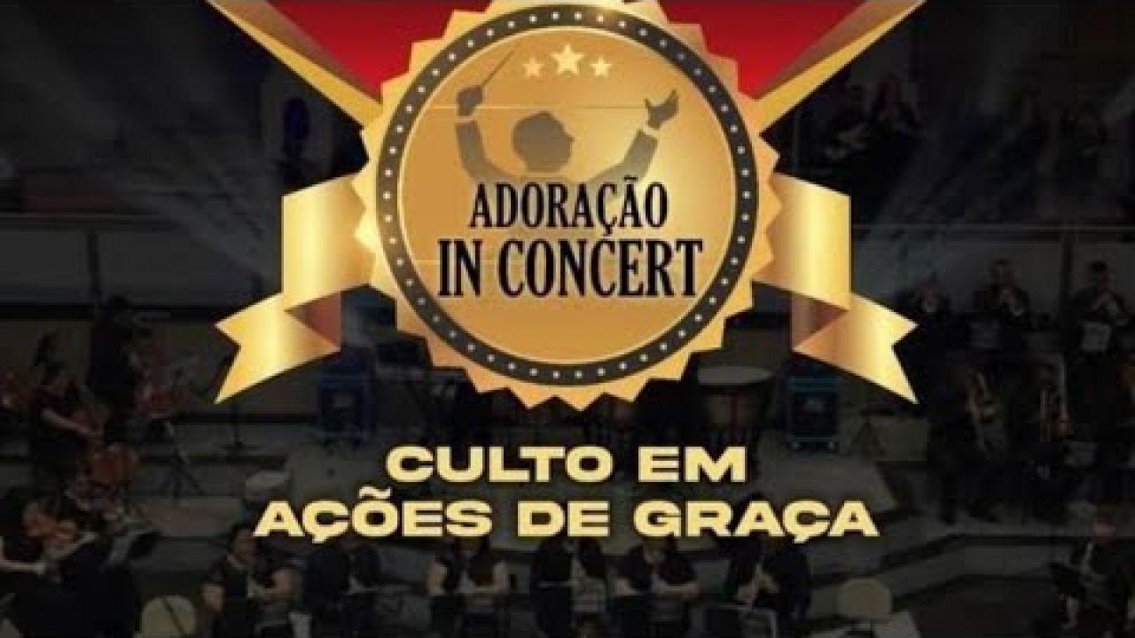 Concerto Orquestra Adoração - 29 de Novembro